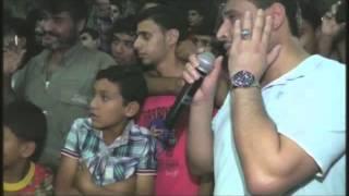الفنان أيهم البشتاوي يبكي على فراق أخوه أدهم البشتاوي (موااااال روعه)