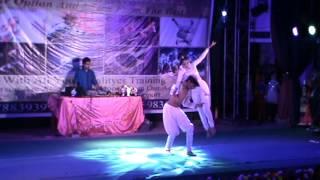 Best contemporary dance jack and baishakhi