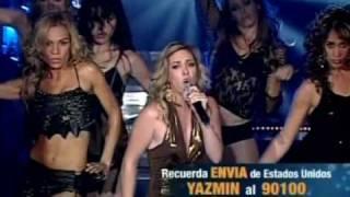 Yazmin - Amar sin ser amada (La Academia 5)