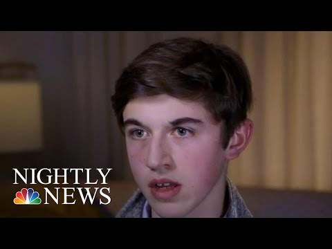 Xxx Mp4 Exclusive Teen At Center Of Protest He Was Not Disrespectful To Native American NBC Nightly News 3gp Sex