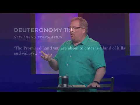 Remember The God Of Your Valleys with Rick Warren