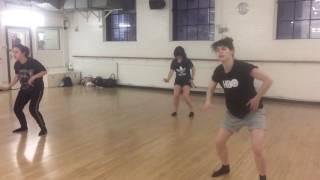 Amy Kent & Laura Ava-Scott Choreography - Dami Im - Sound of Silence