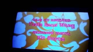 Spongebob episode 4 credits