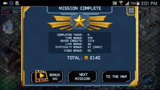 Alien Shooter TD: Mission 25 - All Shotgun Army