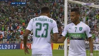 أهداف مباراة الأهلي السعودي 2-0 بونيودكور الأوزبكي | دوري أبطال آسيا 2017 الجولة الأولى
