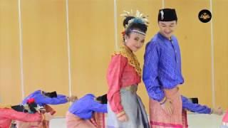 KTF UI RADHA SARISHA-UI-TARIAN ZAPIN KASMARAN (UNTUK INDONESIA CULTURAL NIGHT-PPI USM 2015)