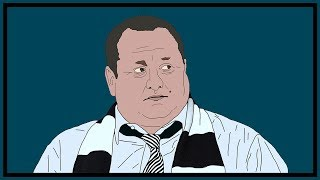 The Story of Mike Ashley