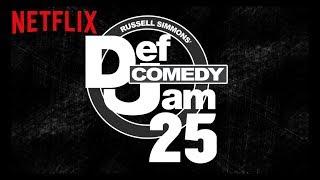 Def Comedy Jam 25 | Teaser [HD] | Netflix