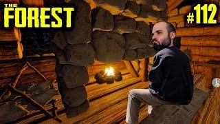 The Forest #112 | UNA CABAÑA DE LA NIEVE IDEAL | Gameplay Español