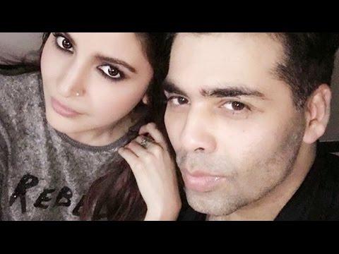Anushka Sharma was going to file a sexual harassment case against Karan Johar