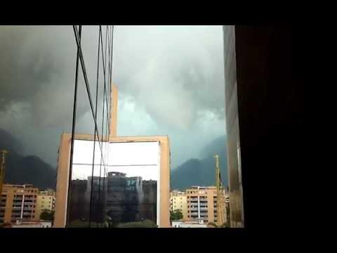 Intento de Tornado en El Rosal