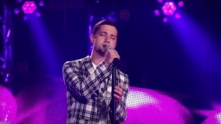 Stas Schurins: 7 Years | The Voice of Germany (Blind Audition) 2016.10.23 HD