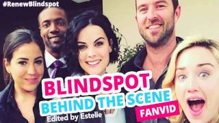 Blindspot - Behind The Scene - Bloopers