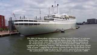 Rotterdam Sightseeing: Spido Boat Tour (4K Ultra HD)
