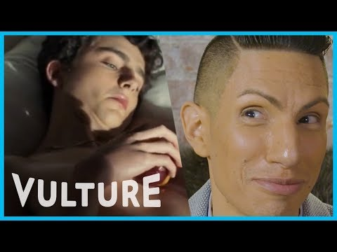 Xxx Mp4 Sex Educators React To Hollywood's Sex Scenes 3gp Sex