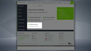 myVicRoads Business Account Overview