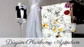 Düğün Planlama Ajandam  Kurulum