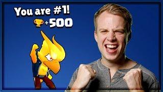 500 TROPHY CROW! Best Tips/Tricks | Brawl Stars Gameplay