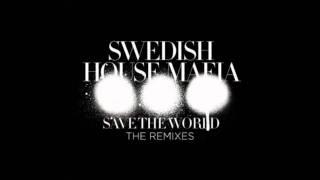 SHM & Tommy Trash - Save The World To The End (Zedd Mix) Vs  (Dimitri Vegas & Like Mike Remix)