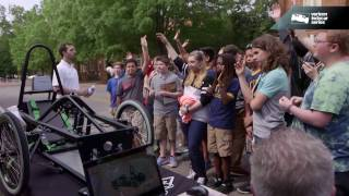 2017 Honda Performance Development STEAM Connections at the University of Alabama