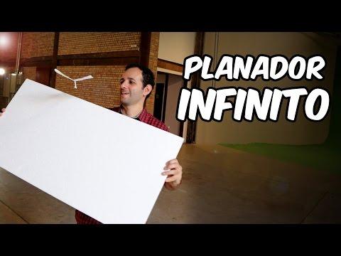 Como fazer o planador infinito em casa