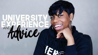 MY UNIVERSITY ADVICE & EXPERIENCE: