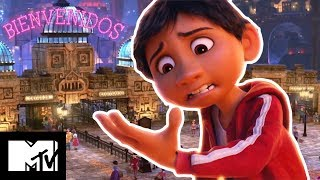How Realistic Is Disney's Coco? Mexico IRL vs The Movie | MTV Movies