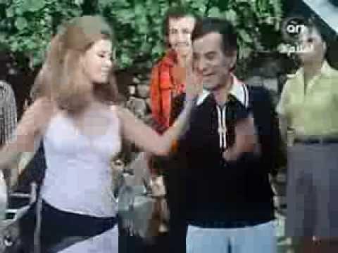 رقة مرفت امين امام الموسيقار فريد الاطرش