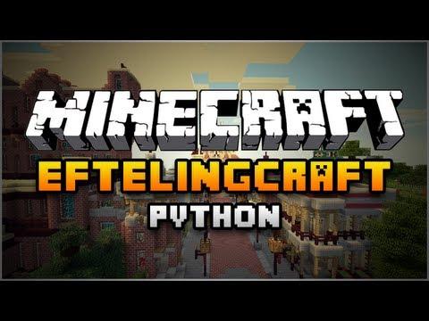 Eftelingcraft - Python