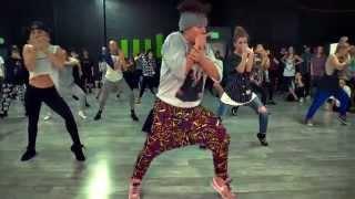 WilldaBeast Adams Choreography - Trap music pt.1 - Filmed by @TimMilgram   @Willdabeast__