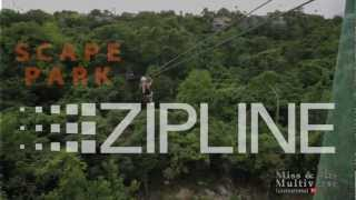 Models & Miss adventure - zip line - cap cana - Miss & Mrs Multiverse