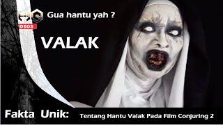 Fakta Unik Tentang Hantu Valak Pada film Conjuring 2