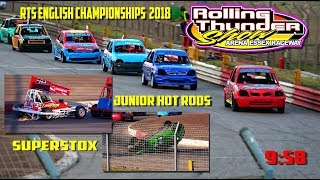 Arena Essex: RTS Junior Hot Rods & Superstox English Champs 2018
