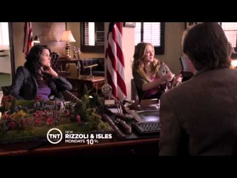 Rizzoli & Isles Recap Episode 206 Rebel Without A Pause .
