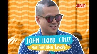 John Lloyd Cruz, may bagong 'look'