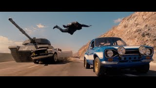 Rápido y Furioso 6, (Fast and Furious 6, A todo gas 6) 2013, ESPAÑOL, LATINO