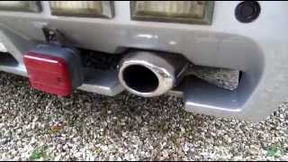 pimped Toyota hiace walk around