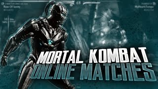 CYBERNETIC ASS WHOOPING! - Mortal Kombat X Online Matches 9