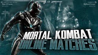 CYBERNETIC ASS WHOOPING!!! - Mortal Kombat X Online Matches 15