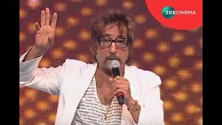 Double Dhamaal Nite | Shakti Kapoor Awarded The  Lifetime Comedy Award by Aashish Chowdhary