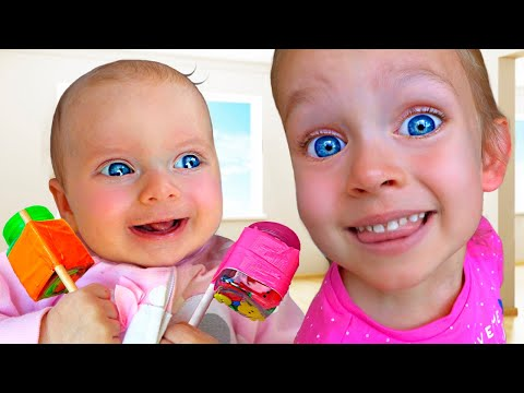 Compilation of videos where Daddy play and sings with Maya and Little Baby Mary