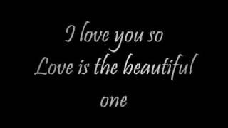 One Love by Acel Bisa [ Lyrics Video ]