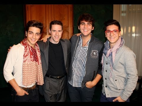 Il Volo members remain humble as their success and fame increase.