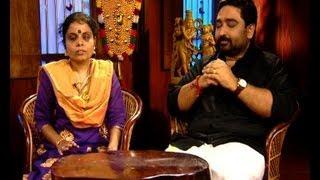 Singer Vaikom Vijayalakshmi and Music Director M. Jayachandren : Onam special  2013 Part 1