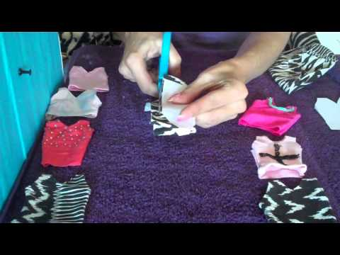 Xxx Mp4 How To Make Barbie Doll Clothes Singlet Easy 3gp Sex