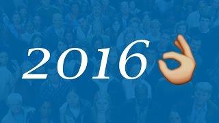 Gute Dinge die 2016 passiert sind