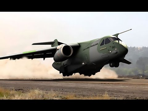 Brazil Military Power 2015: Rollout Embraer