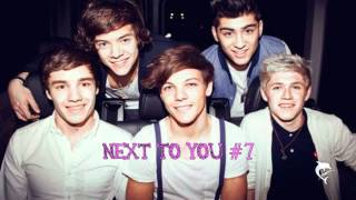 Next To You {One Direction Lovestory} #07