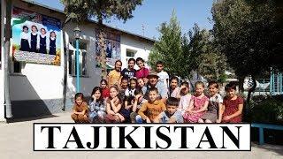 Tajikistan /Panjakent (Visit a school) Part 6