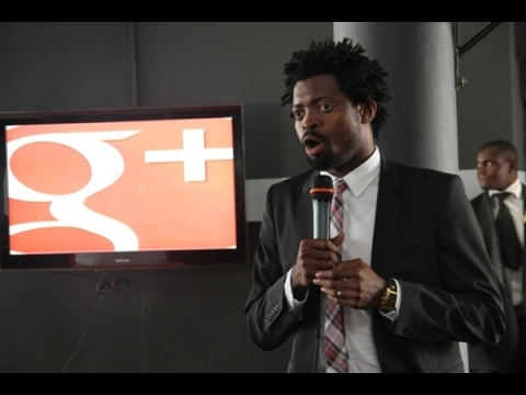 Basketmouth hillarious comedy